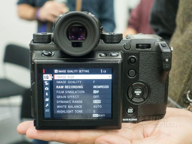 济南富士相机 富士GFX 50S降价促销