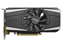 索泰GeForce GTX 1050Ti 雷霆版报1099元