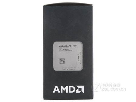 7性能提升重庆AMD X4 860K CPU售280元