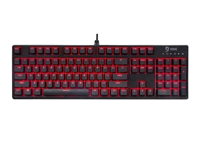 富勒G900樱桃轴机械键盘安徽特惠价460元