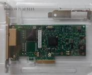 Intel I350-T2双口2千兆网卡特价305元