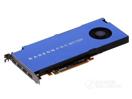 速度超快 AMD RadeonPro WX7100报5599元