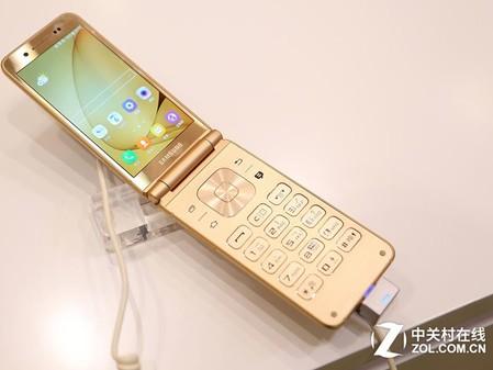 0精心设计尊贵屏显 64G三星W2017售5488元