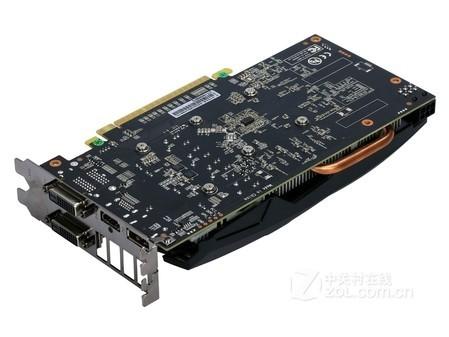 强悍游戏显卡 影驰GeForce GTX 1050Ti大将特卖