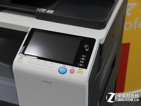 多功能彩色复合机 柯美 C266安徽报价15200
