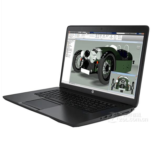 灵动硬派 HP ZBook 15u G3天津8800元