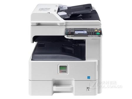 3稳定实用 京瓷6525MFP复印机仅 8000元