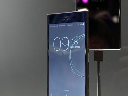 0索尼XZ国行高性能高颜值重庆仅售2588元