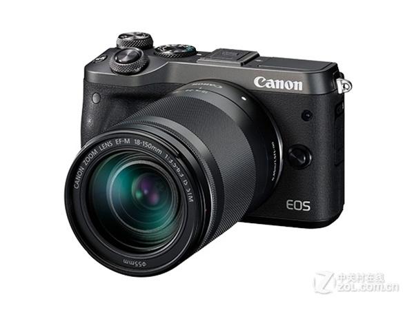高感光度拍摄 佳能EOS M6套机仅5100元