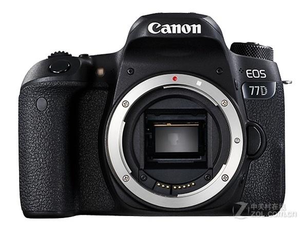 降价促销 佳能77D相机淄博4100元