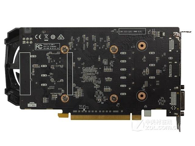 索泰GTX1050Ti-4GD5 雷霆版TSI工包1080