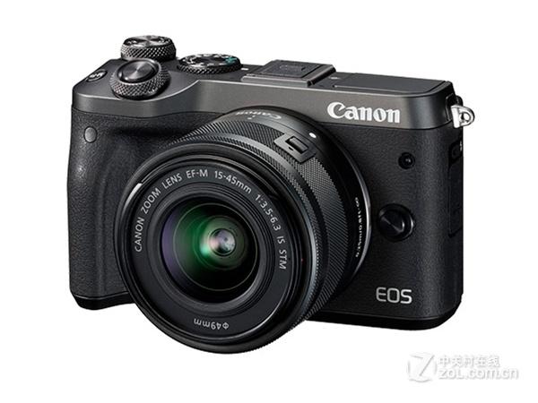 佳能EOS M6 15-45mm天津特价仅售3800元