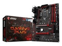 微星Z270 GAMING PLUS+I7 7700K中文原包售2799