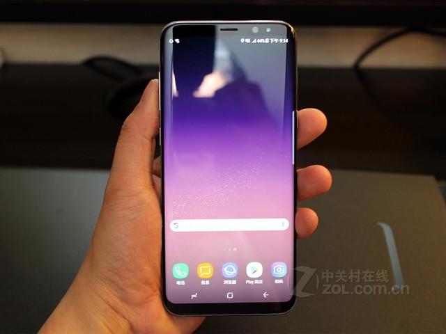0首付预定 三星GALAXY S8手机济南促销