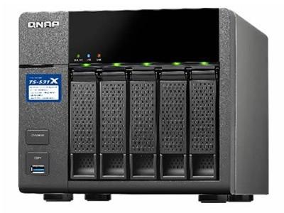 QNAP TS-531X-8GNAS网络存储天津仅8800