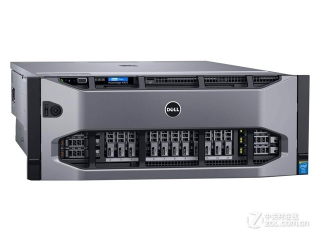 戴尔R930机架式服务器E7-4830V4济南促