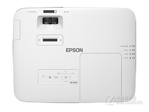 小型商教投影机 爱普生CB-2040 报价11304元