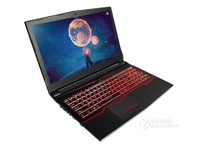 红色背光键盘 神舟战神T6Ti-X5 售价5699元