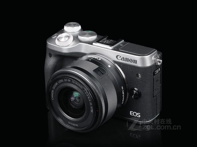 高感光度 佳能EOS M6(单机) 张掖报价4256元