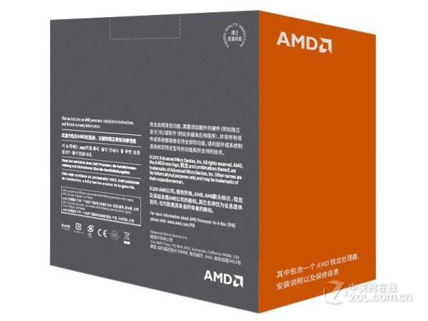AMD处理器 Ryzen 5 1600X盒装济南1777