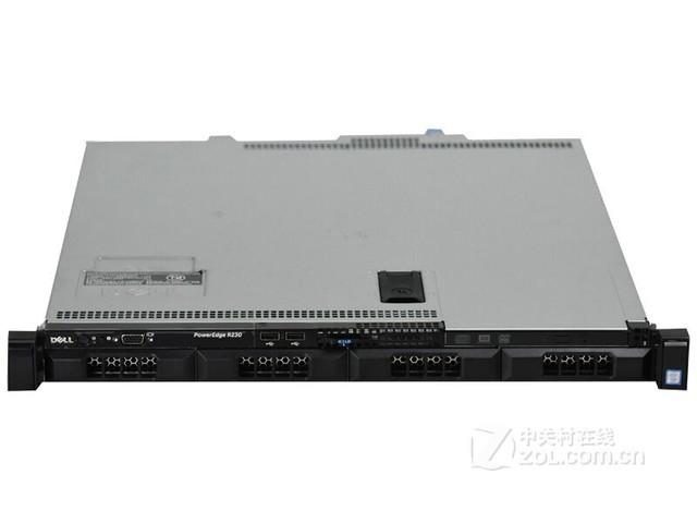 戴尔R230(E3-1220v6)带轨道促销9500元