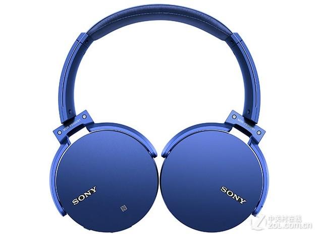 专业耳机 索尼MDR-XB950B1特价899元促