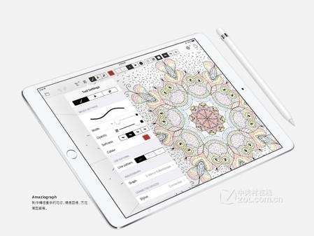 3 10.5寸新品iPad Pro WiFi版粉64GB售4700元