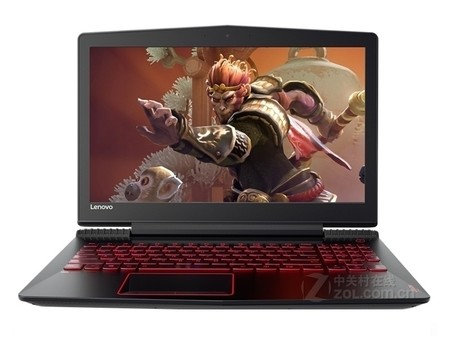 红色背光键盘 联想拯救者R720仅5798元