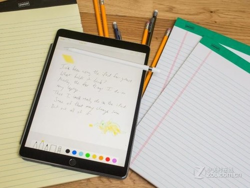 苹果10.5英寸iPad Pro到货 64GB售4550