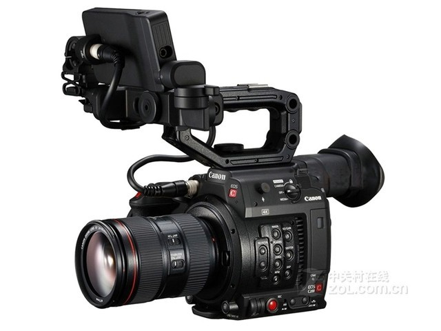 佳能电影机EOS C200