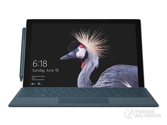 轻薄高配 微软Surface Pro 天津仅7304