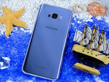 8安卓旗舰64G三星GALAXY S8+现售4599