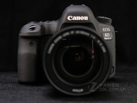 数码相机 佳能6D Mark II套机安徽售14599元