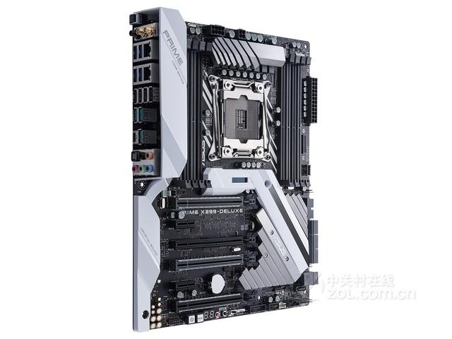 华硕PRIME X299-DELUXE 售价4507元