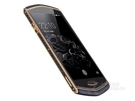 腕表设计元素 8848钛金手机M4西安热捧