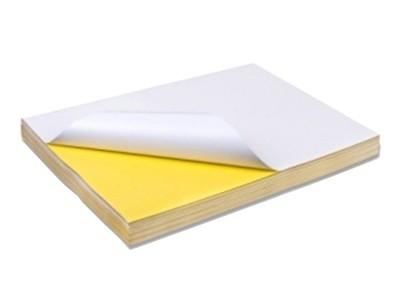 0砹石AD009激光打印铜版纸高温不渗胶