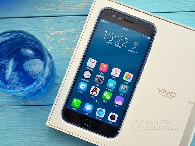 磨砂质感 vivo X9s(全网通)售价2498元