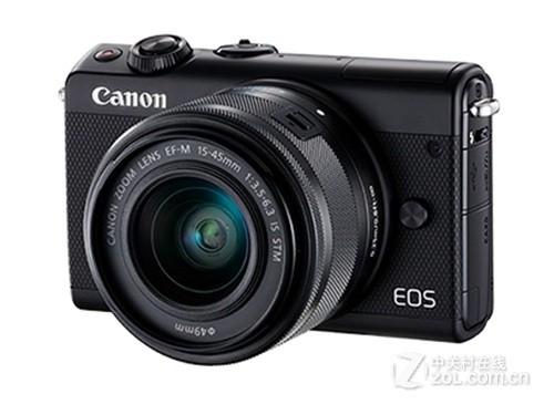 佳能EOS M100 15-45mm天津特惠仅2900元