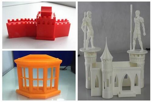 3D打印机与设计师之间 看得见的缘分