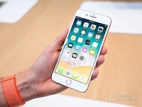 当前性能*强的苹果手机 iPhone 8预定