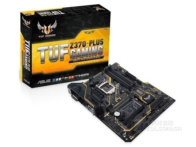 华硕TUF Z370-PLUS GAMING 售价1469元