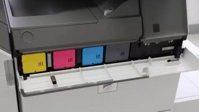 夏普MX-C5081D新一代彩色数码复合机曝光