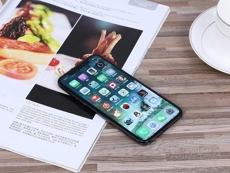 全面屏设计 苹果iPhoneX安徽售7999元