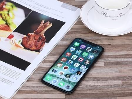绚丽夺目  苹果iPhone X合肥售7598元