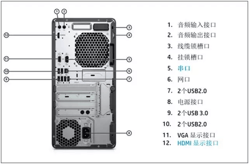 商用高性价比不二之选 惠普280 Pro G3台式机特卖