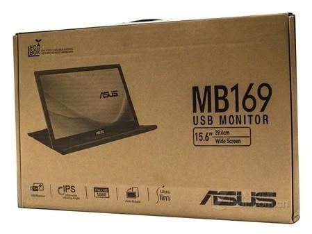 9重庆华硕MB169B+轻薄便携显示器售1320元