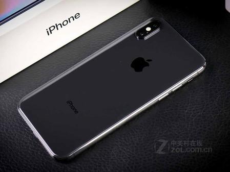 面部识别更准确 苹果X热销仅售6299元