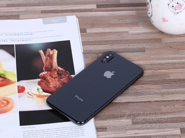 面部识别 苹果X 64GB白色价格8200元