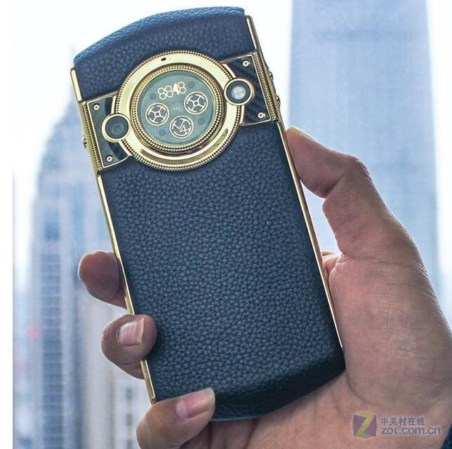 商务人士佳选 安全轻奢8848钛金手机M4