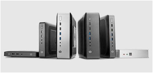HP T310 Vmware最佳瘦客户机、云终端组合